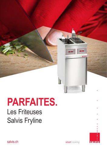 Salvis Friteuses Fryline