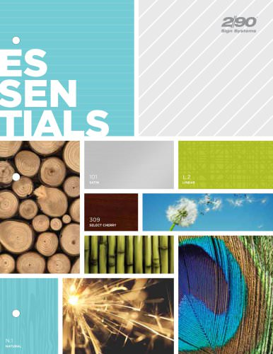 Essentials Brochure