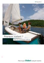 Thermostats et Régulations - Brochure