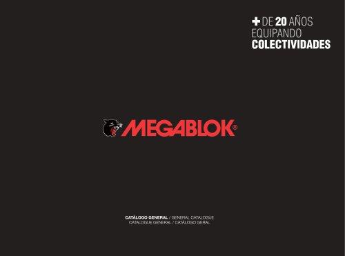 Catalogue General MEGABLOK