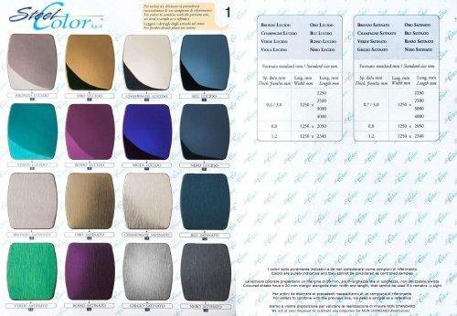 Steel color