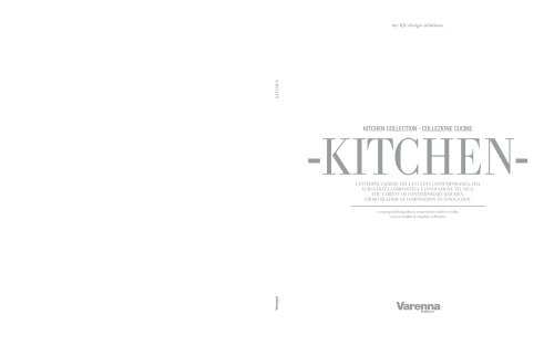 Kitchen Collection 2012