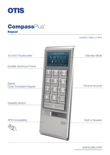 CompassPlus Keypad