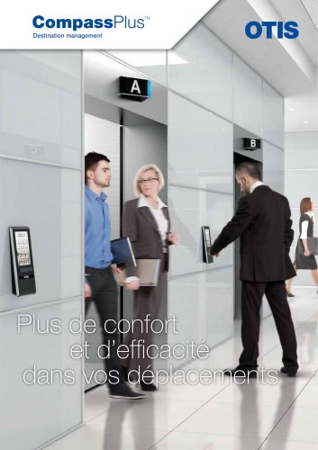 CompassPlusTM Destination management Plus