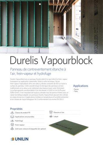 Durelis Vapourblock