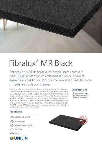 Fibralux®  MR Black
