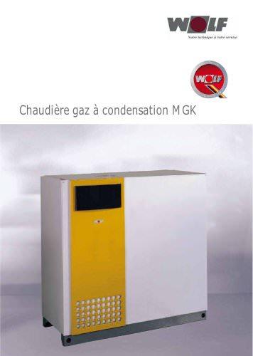 Chaudière gaz à condensation MGK