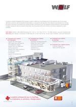 Chaudière gaz à condensation MGK - 8