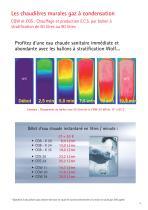 Chaudières murales gaz à condensation - 5