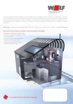 Chaudières sol condensation fioul COB - 8