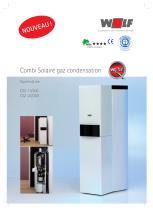 Combi Solaire gaz condensation - 1