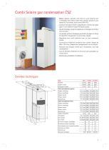 Combi Solaire gaz condensation - 3