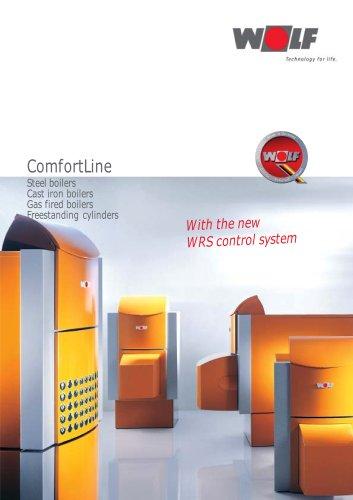 Oil/Gas boilers ComfortLine