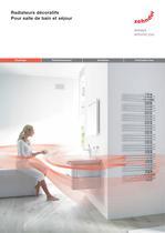 Radiateurs décoratifs Pour salle de bain et séjour