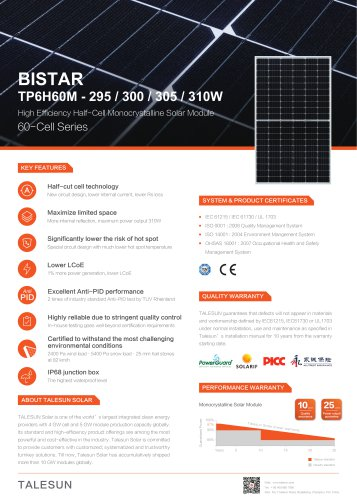 BISTAR TP6H60M