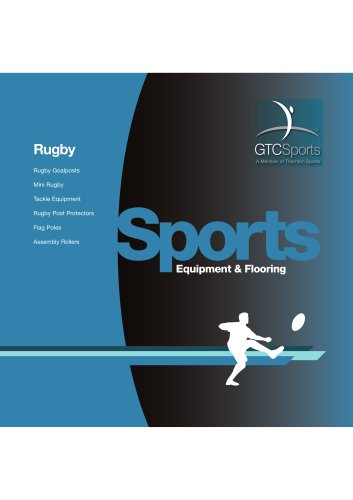 Rugby Equipment -