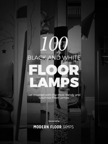 100 Black & White Floor Lamps