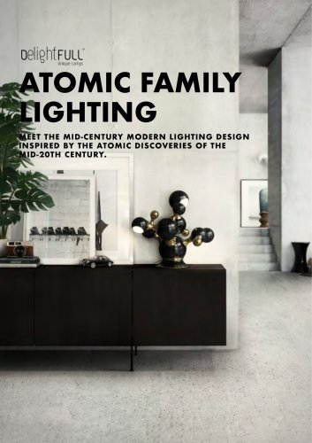 ATOMIC FAMILY LIGHTING