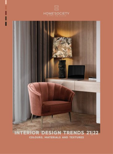 Interior Design Trends 21|22