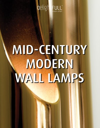 Mid-Century Modern Wall Lamps