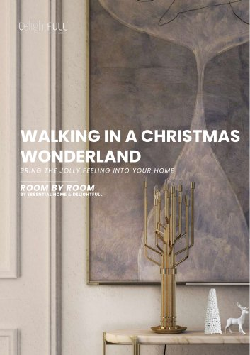 WALKING IN A CHRISTMAS WONDERLAND