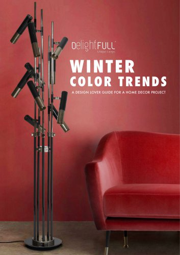 Winter Color Trends