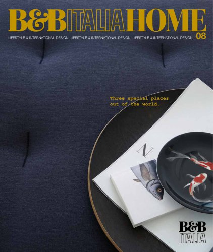 B&B ITALIA HOME 08