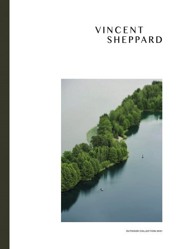 VINCENT SHEPPARD Outdoor Collection 2021