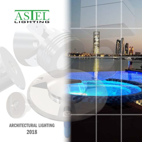 Architectural Lighting 2018