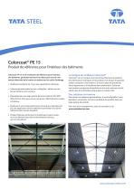 Colorcoat® PE 15 - 1
