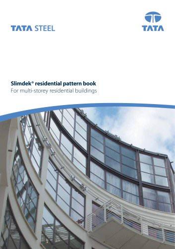 Slimdek residential pattern book For multi-storey residential buildings