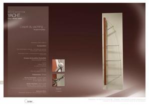 Collection Sèche-Serviettes:YACHT