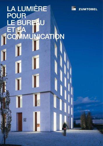 La lumiére pour le bureau et la communication