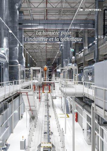 La lumière pour l'industrie et la techniques