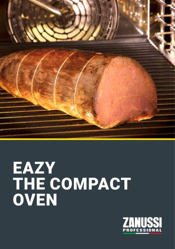 EAZY THE COMPACT OVEN