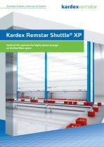 KardexRemstar Shuttle® XP