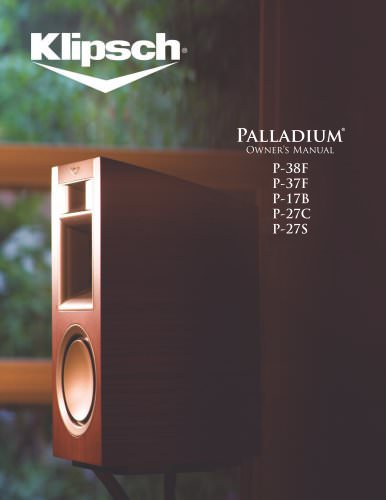 Palladium Line Manual