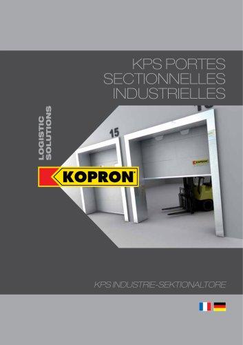 KPS PORTES SECTIONNELLES INDUSTRIELLES