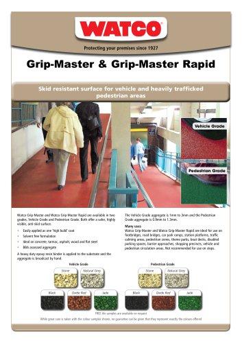 Grip-Master & Grip-Master Rapid