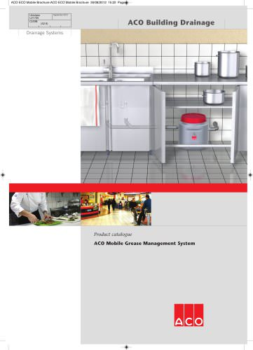 Mobile Grease Management System