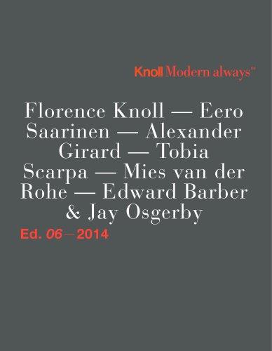 KnollStudio New Additions 2014