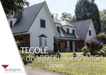 CERAMICSLATE ROOF TILES