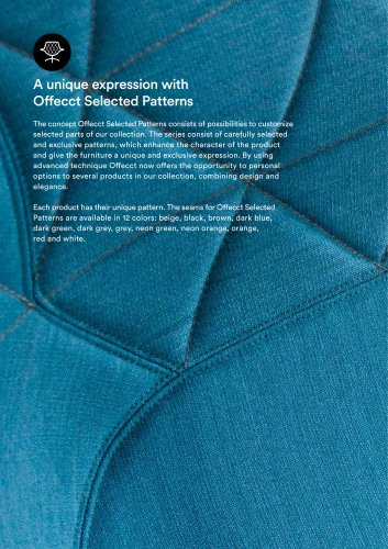 Offecct Selected Patterns