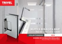 NEW HINGES BAR COLLECTION 2020