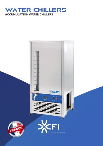 ACCUMULATION WATER CHILLERS