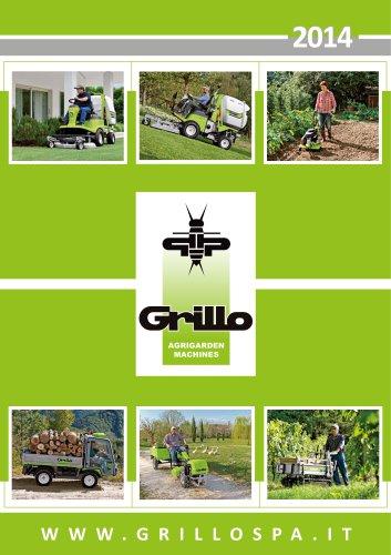 Grillo Catalogue 2014