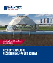 Krinner product catalogue