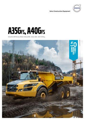 A35G FS, A40G FS