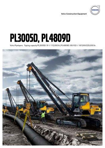 PL3005D, PL4809D