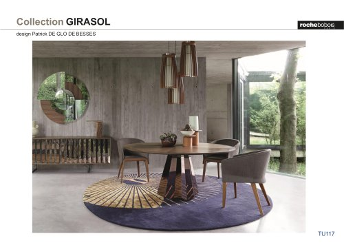 Collection GIRASOL